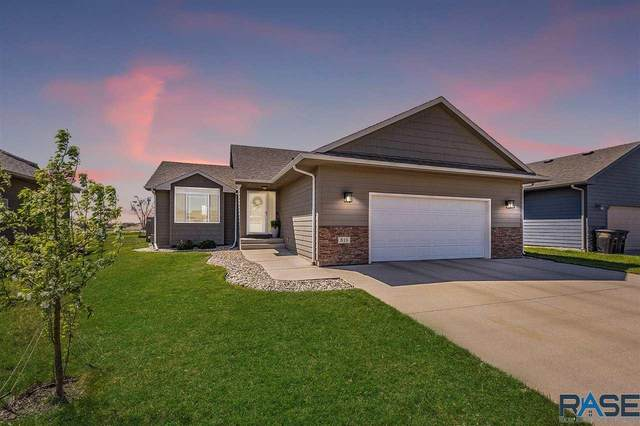 315 Thelma Ave, Harrisburg, SD 57032 (MLS #22102343) :: Tyler Goff Group