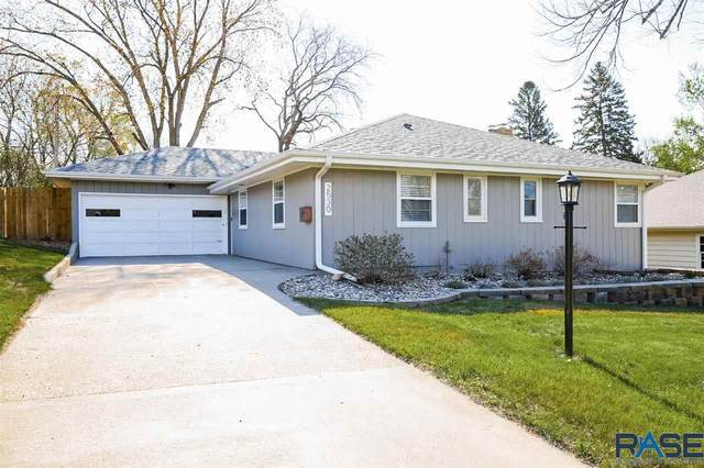 2530 S Main Ave, Sioux Falls, SD 57105 (MLS #22102357) :: Tyler Goff Group