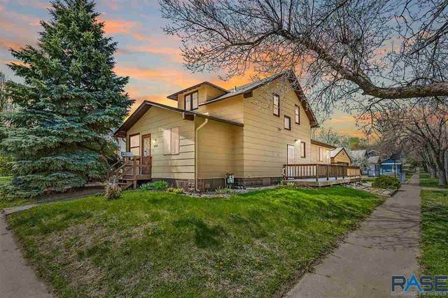 833 N Summit Ave, Sioux Falls, SD 57104 (MLS #22102369) :: Tyler Goff Group
