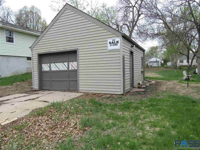735 Glendale Ave, Sioux Falls, SD 57104 (MLS #22102385) :: Tyler Goff Group