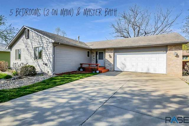 4413 S Larch Ave, Sioux Falls, SD 57106 (MLS #22102388) :: Tyler Goff Group