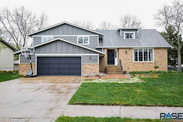 4204 S Teakwood Ave, Sioux Falls, SD 57103 (MLS #22102398) :: Tyler Goff Group