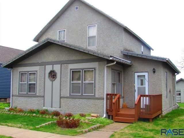 317 N Main Ave, Garretson, SD 57030 (MLS #22102401) :: Tyler Goff Group