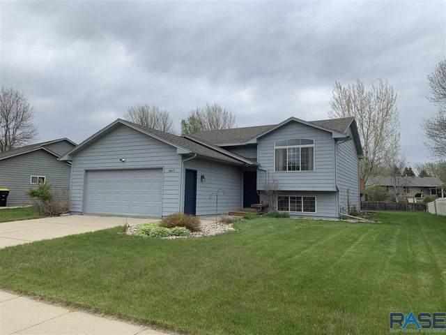 6612 W Bonnie Ct, Sioux Falls, SD 57106 (MLS #22102415) :: Tyler Goff Group