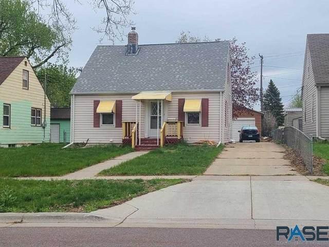 1304 N Dakota Ave, Sioux Falls, SD 57104 (MLS #22102421) :: Tyler Goff Group