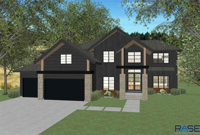 7332 E Twin Pines Ct, Sioux Falls, SD 57110 (MLS #22102428) :: Tyler Goff Group