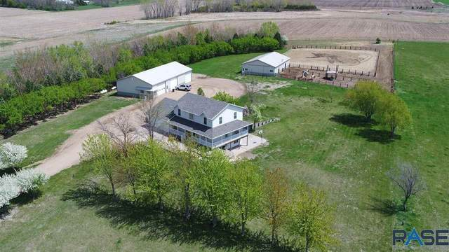 25438 470th Ave, Crooks, SD 57020 (MLS #22102501) :: Tyler Goff Group