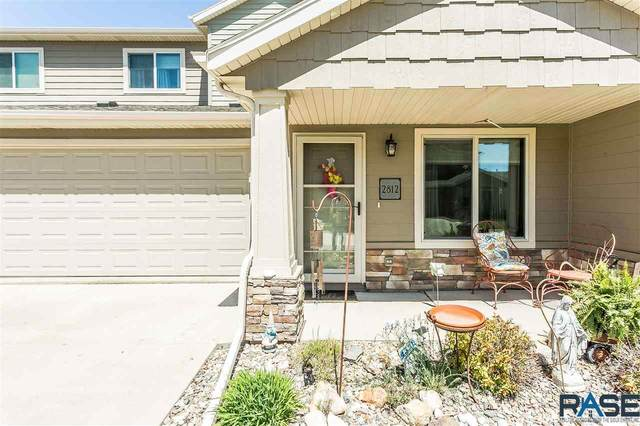 2812 E Hearthstone Pl, Sioux Falls, SD 57108 (MLS #22102520) :: Tyler Goff Group