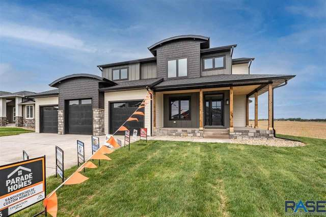 2717 S Moss Stone Ave, Sioux Falls, SD 57110 (MLS #22102603) :: Tyler Goff Group