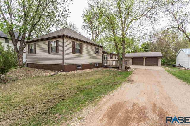 240 3rd St, Chancellor, SD 57015 (MLS #22102648) :: Tyler Goff Group