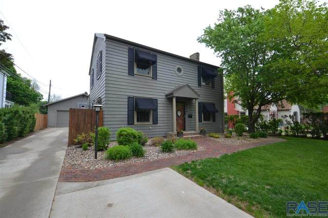1704 W 18th St, Sioux Falls, SD 57104 (MLS #22102653) :: Tyler Goff Group