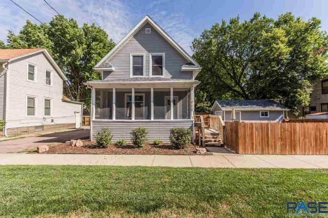 712 W 3rd St, Sioux Falls, SD 57104 (MLS #22102654) :: Tyler Goff Group