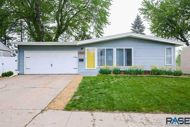 1808 E 19th St, Sioux Falls, SD 57105 (MLS #22102736) :: Tyler Goff Group