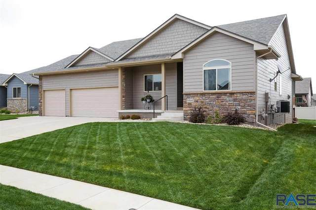5316 S Sirocco Ave, Sioux Falls, SD 57108 (MLS #22102738) :: Tyler Goff Group