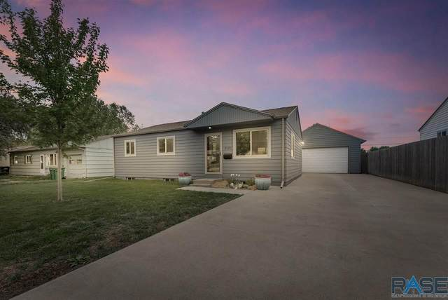 3101 E 21st St, Sioux Falls, SD 57103 (MLS #22102747) :: Tyler Goff Group