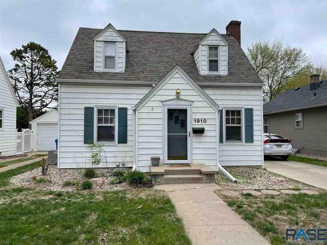 1910 S Prairie Ave, Sioux Falls, SD 57105 (MLS #22102778) :: Tyler Goff Group