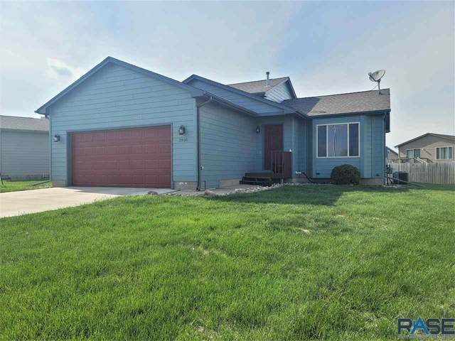 3900 W 93Rd St, Sioux Falls, SD 57108 (MLS #22102809) :: Tyler Goff Group