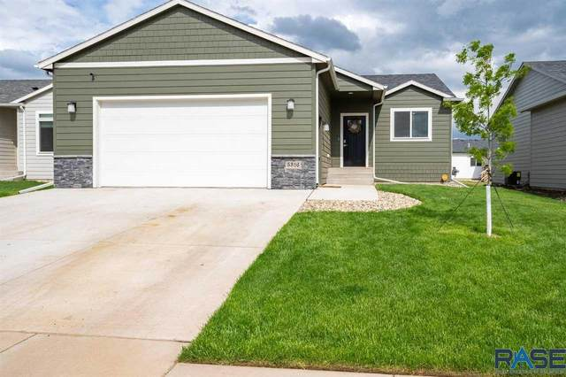 5316 S Eastwind Ave, Sioux Falls, SD 57108 (MLS #22102837) :: Tyler Goff Group
