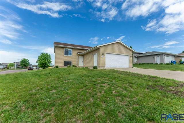421 N Cockatiel Ave, Sioux Falls, SD 57107 (MLS #22102856) :: Tyler Goff Group