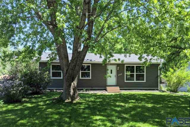 202 Oak St, Worthing, SD 57077 (MLS #22102867) :: Tyler Goff Group