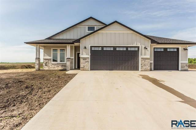 405 W 5th St, Crooks, SD 57020 (MLS #22102901) :: Tyler Goff Group