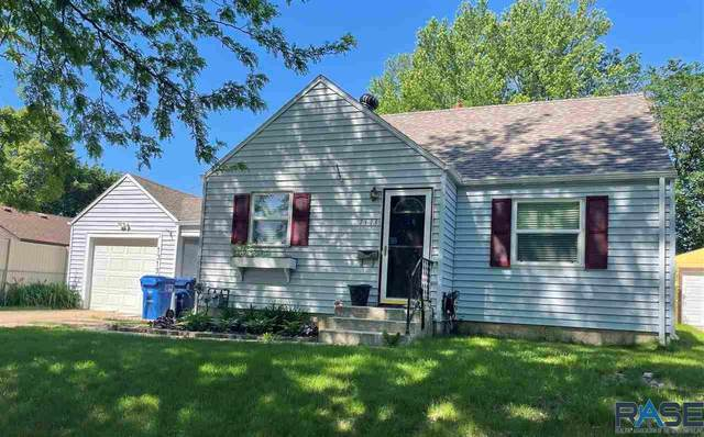 1313 S Glendale Ave, Sioux Falls, SD 57105 (MLS #22102996) :: Tyler Goff Group