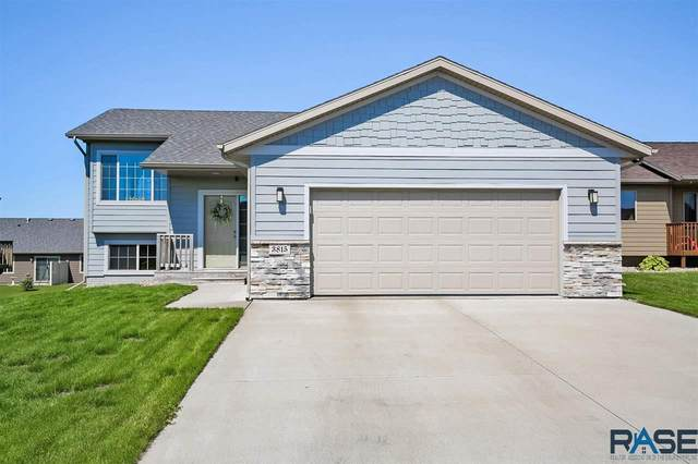 3815 S Homerun Ave, Sioux Falls, SD 57110 (MLS #22103008) :: Tyler Goff Group