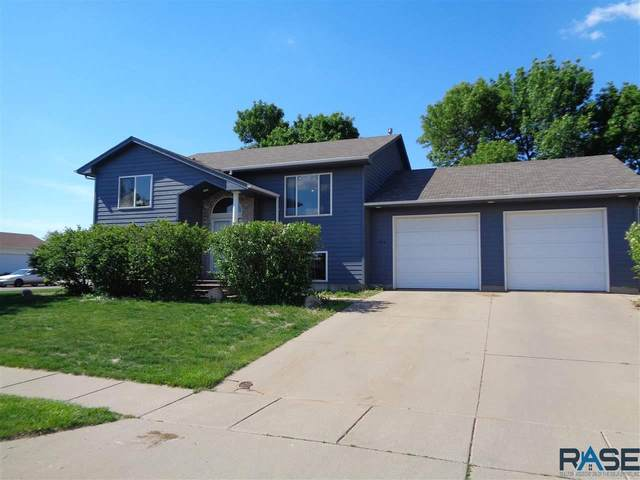 7512 W 66th St, Sioux Falls, SD 57106 (MLS #22103012) :: Tyler Goff Group