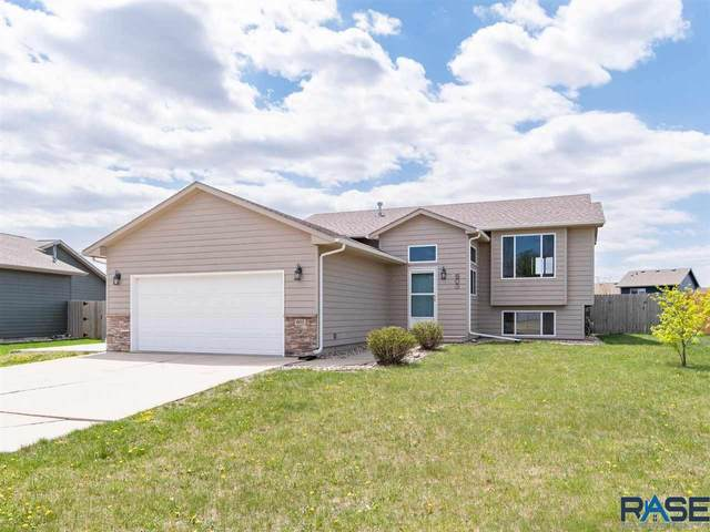 603 Rosewood Dr, Harrisburg, SD 57032 (MLS #22103037) :: Tyler Goff Group