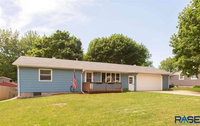 117 S 5th Ave, Brandon, SD 57005 (MLS #22103045) :: Tyler Goff Group
