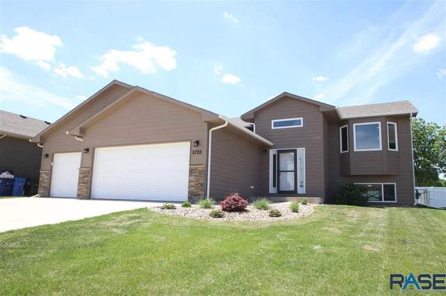 5705 S Culbert Ave, Sioux Falls, SD 57106 (MLS #22103055) :: Tyler Goff Group