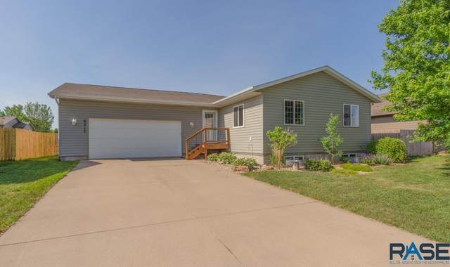 6517 W Amber St, Sioux Falls, SD 57107 (MLS #22103125) :: Tyler Goff Group