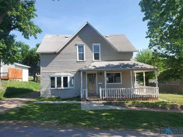104 E 6th St, Dell Rapids, SD 57022 (MLS #22103127) :: Tyler Goff Group