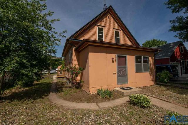 907 N Spring Ave, Sioux Falls, SD 57104 (MLS #22103131) :: Tyler Goff Group