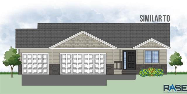 6709 E Twin Pines Dr, Sioux Falls, SD 57110 (MLS #22103135) :: Tyler Goff Group