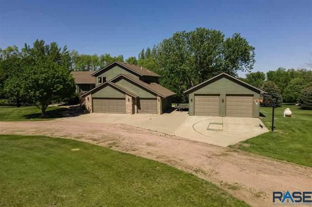 46722 Meadowlark Ln, Sioux Falls, SD 57107 (MLS #22103136) :: Tyler Goff Group