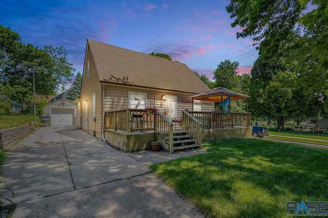 1500 W 26th St, Sioux Falls, SD 57105 (MLS #22103161) :: Tyler Goff Group
