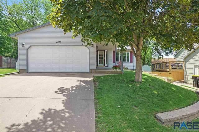 4413 E Belmont St, Sioux Falls, SD 57103 (MLS #22103178) :: Tyler Goff Group