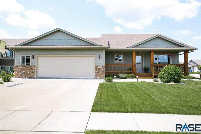 3101 S World Series Ave, Sioux Falls, SD 57110 (MLS #22103200) :: Tyler Goff Group