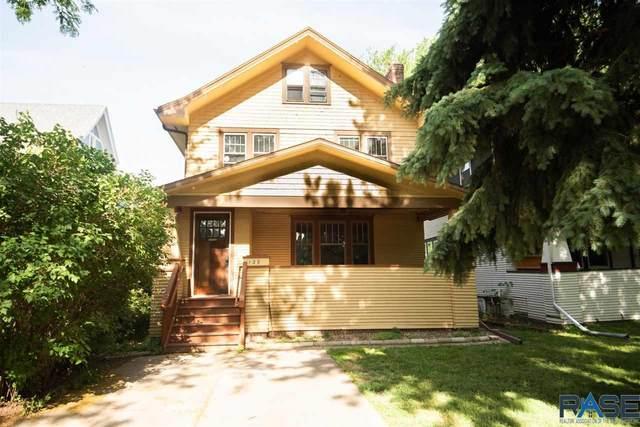 129 N Prairie Ave, Sioux Falls, SD 57104 (MLS #22103202) :: Tyler Goff Group