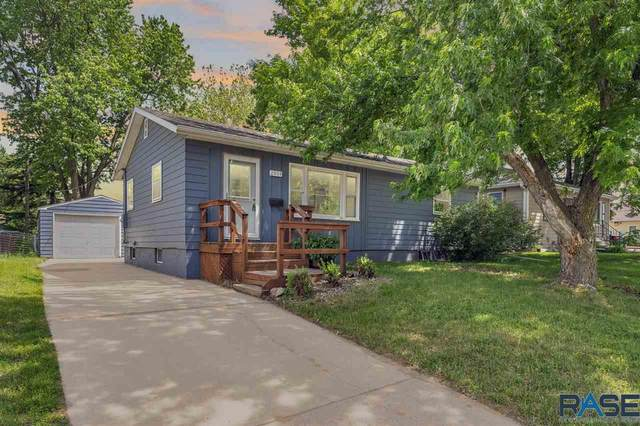 2904 E 15th St, Sioux Falls, SD 57103 (MLS #22103220) :: Tyler Goff Group