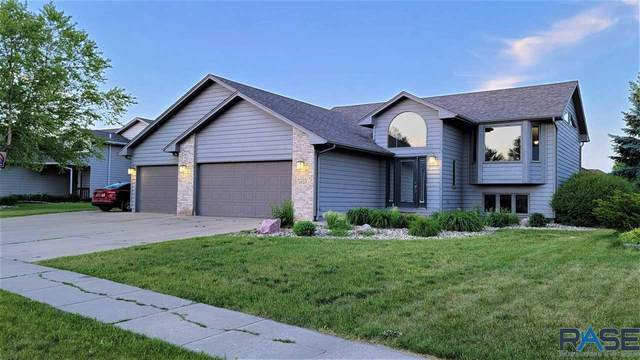 1920 S Grinnell Ave, Sioux Falls, SD 57106 (MLS #22103225) :: Tyler Goff Group