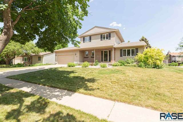 4608 S Fireside Ave, Sioux Falls, SD 57103 (MLS #22103265) :: Tyler Goff Group