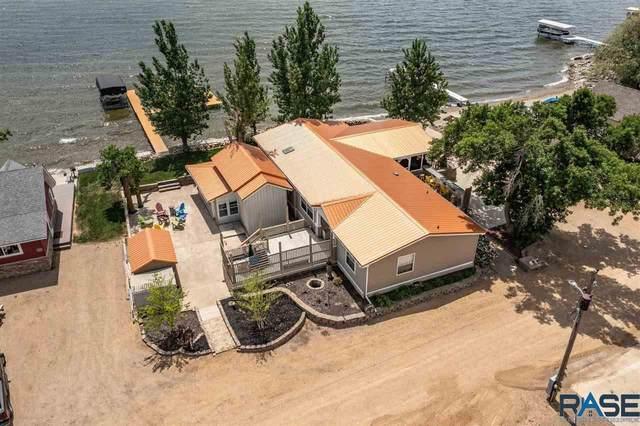 118 N Lake Dr, Castlewood, SD 57223 (MLS #22103281) :: Tyler Goff Group
