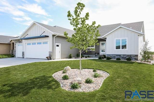 4300 S Sawtooth Trl, Sioux Falls, SD 57110 (MLS #22103286) :: Tyler Goff Group