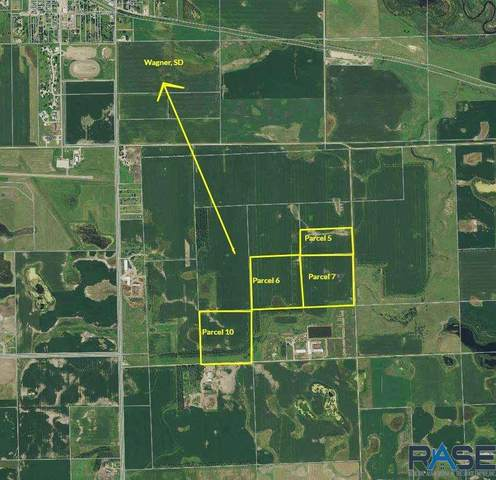 299th St, Wagner, SD 57380 (MLS #22103299) :: Tyler Goff Group