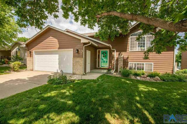 6408 W 55th St, Sioux Falls, SD 57106 (MLS #22103331) :: Tyler Goff Group