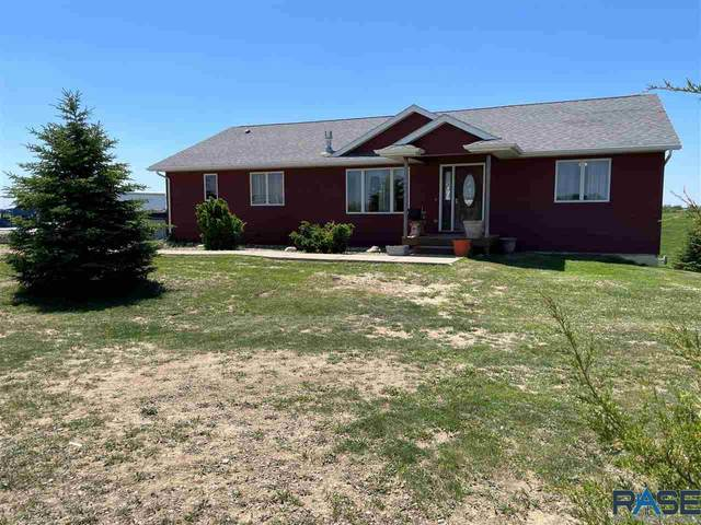 46869 252nd St, Baltic, SD 57003 (MLS #22103337) :: Tyler Goff Group