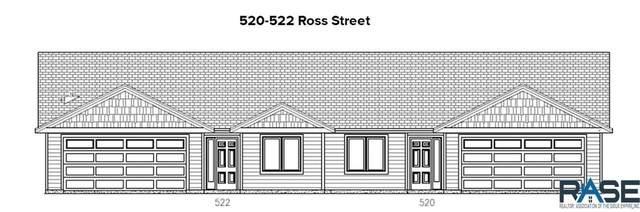 522 Ross St, Harrisburg, SD 57032 (MLS #22103346) :: Tyler Goff Group
