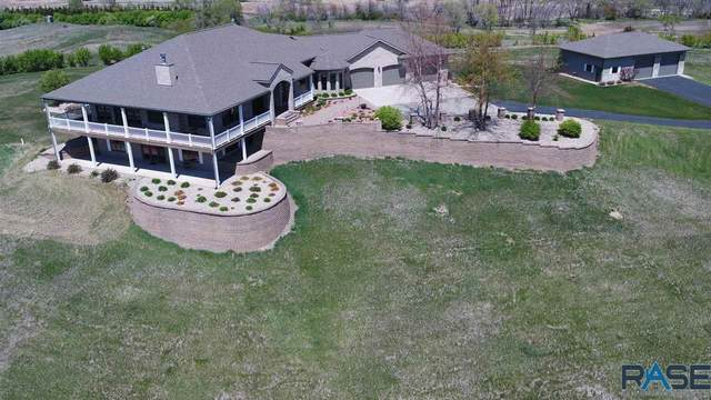 40868 258th St, Mitchell, SD 57301 (MLS #22103349) :: Tyler Goff Group